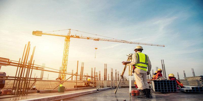 building contractors in India
