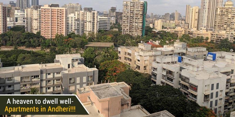 Apartments in Andheri, Mumbai