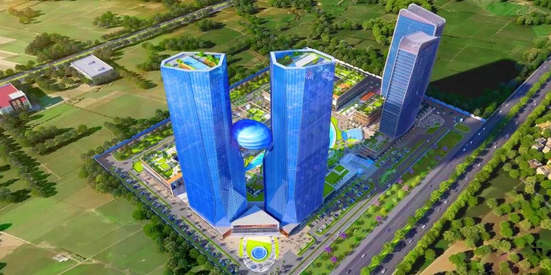 Office Spaces for Sale in Sector 140A, Noida