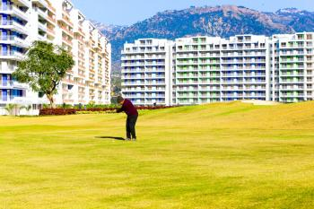Golf Facing/Hill Facing Ready TO Move in Flats