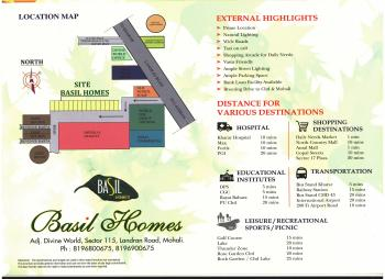 Basil Homes