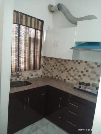 Kitchen of 1 BHK