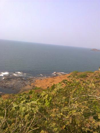 RAJAPUR GOTHIVRE NANAR  OIL REFINERY ACQUIRED LANDS IMAGES