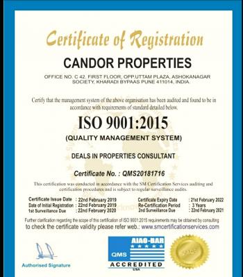 ISO CERTIFIED 9001 : 2015