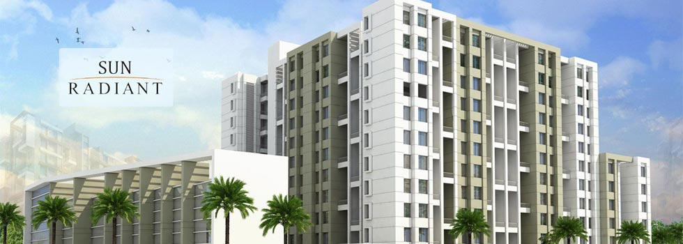 Sun Radiant, Pune - Luxurious Apartments