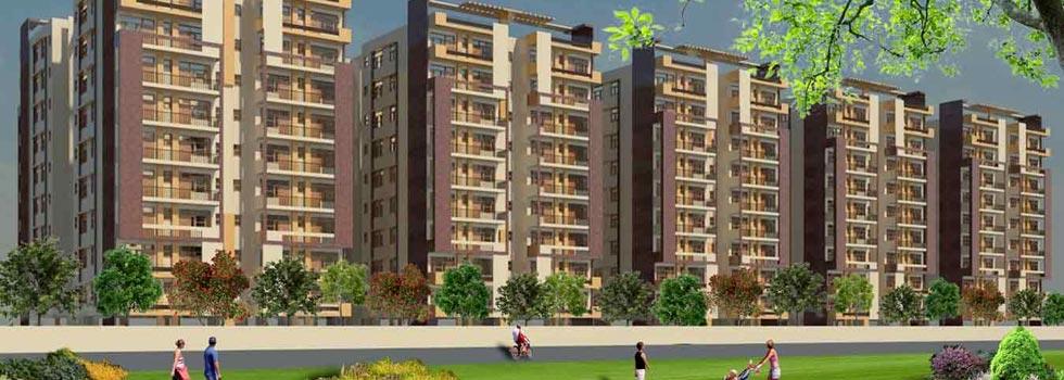 Manbhavan residency, Bhiwadi - Luxurious Apartments