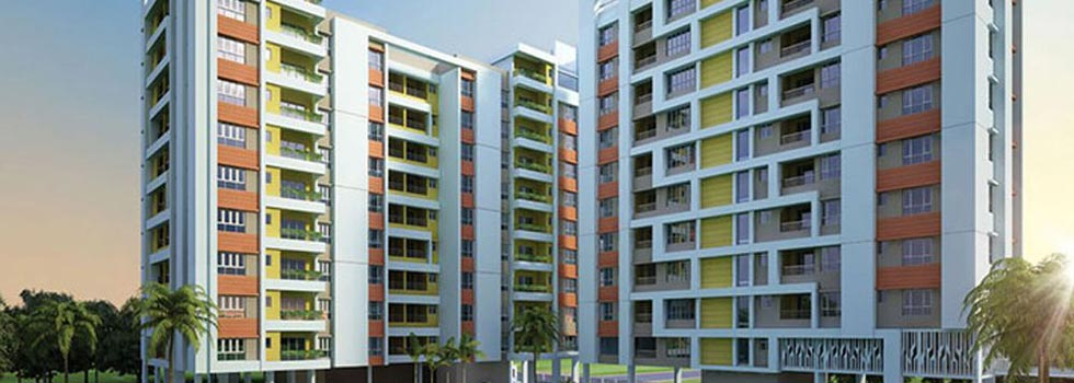 Blossom County, Kolkata - Luxurious Apartments
