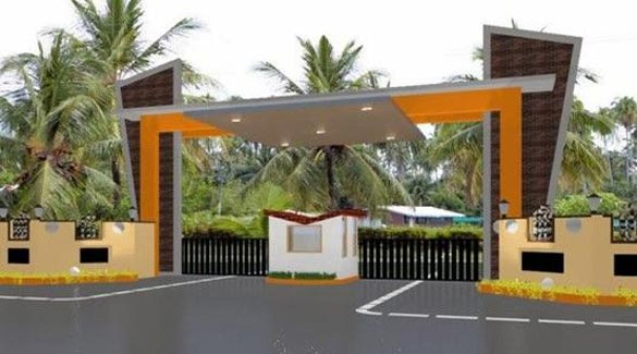 Daimond County, Hyderabad - Residential Land