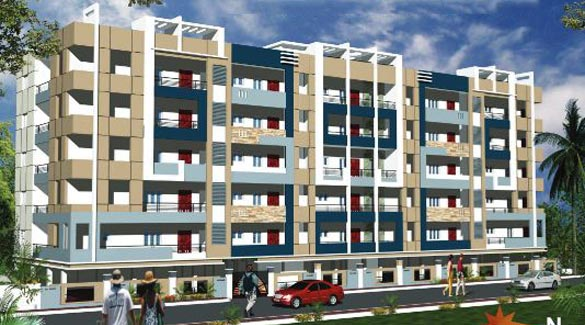 Fortune Times, Hyderabad - Residential Apartments