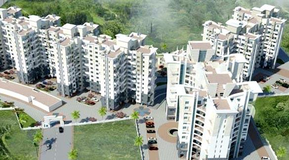 Viva Hallmark, Pune - Luxurious Apartments