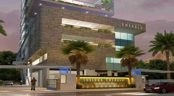 Suvidha Emerald, Mumbai - Luxurious Apartments