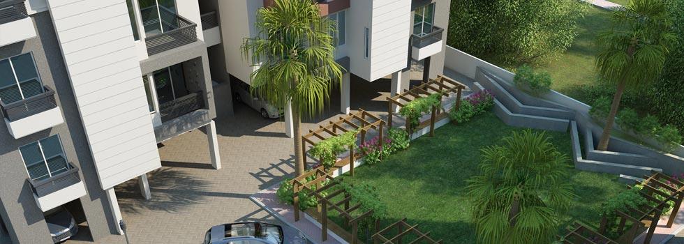 Citrine Weekend Homes, Vadodara - Residential Apartments