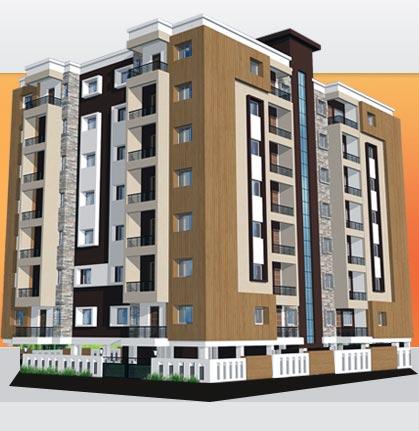 Vinayak Garden, Jamshedpur - Luxurious Apartments