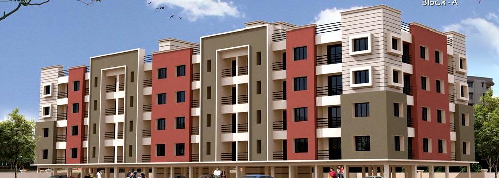 Om Residency, Anugul - 2 & 3 BHK Flats