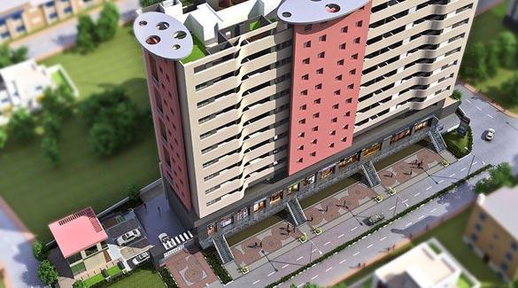 Unity Splendour, Pune - Residential Apartments
