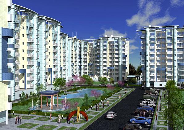 Omaxe City Sonepat, Sonipat - Residential Apartments