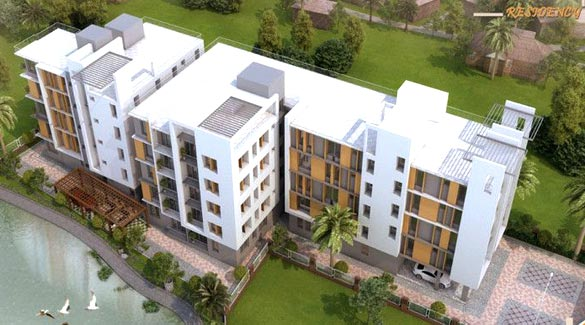 Sarovar Residency, Kolkata - Residential Apartments