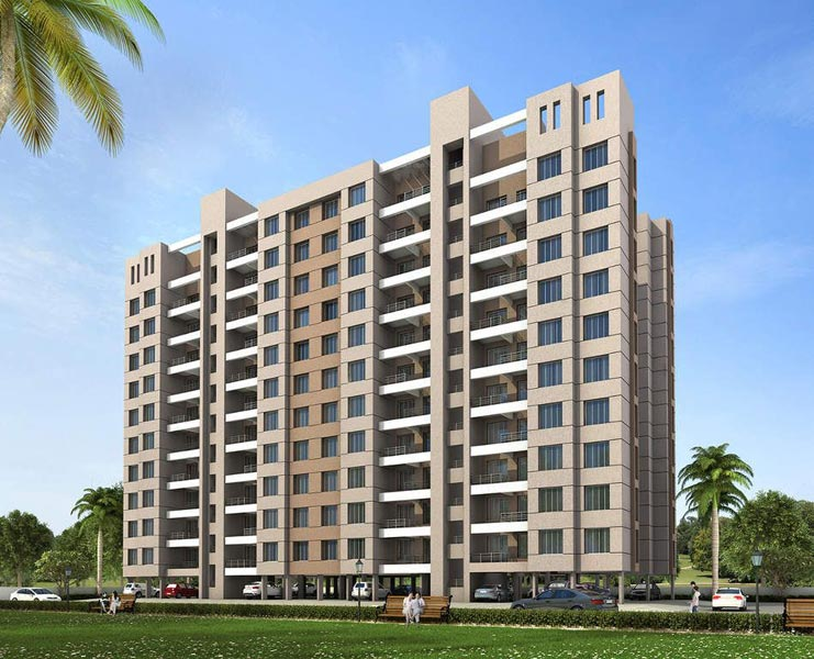 English County, Pune - Residential Apartments