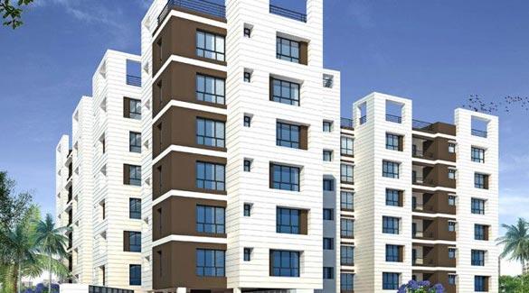 Sinjini Apartment, Kolkata - Residential Apartments