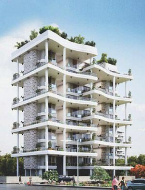 Supreme Vivero, Pune - Luxurious Apartments