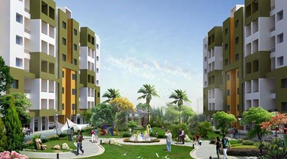 Soumya Evergreen, Bhopal - Residential Apartments