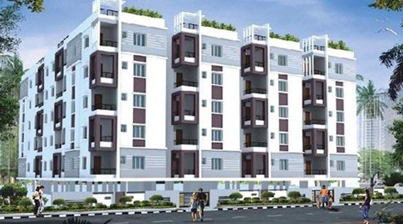 Gajanana Residency, Hyderabad - Residential Apartments
