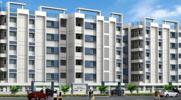 Sri Santhi Signature, Visakhapatnam - Residential Apartments