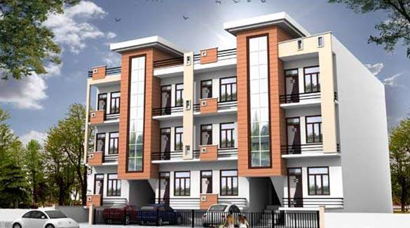 MD Homes, Jaipur - 2 BHK & 3 BHK Apartments