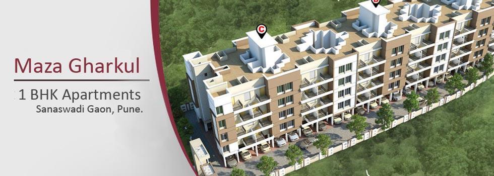 Maza Gharkul, Pune - 1 BHK Apartment