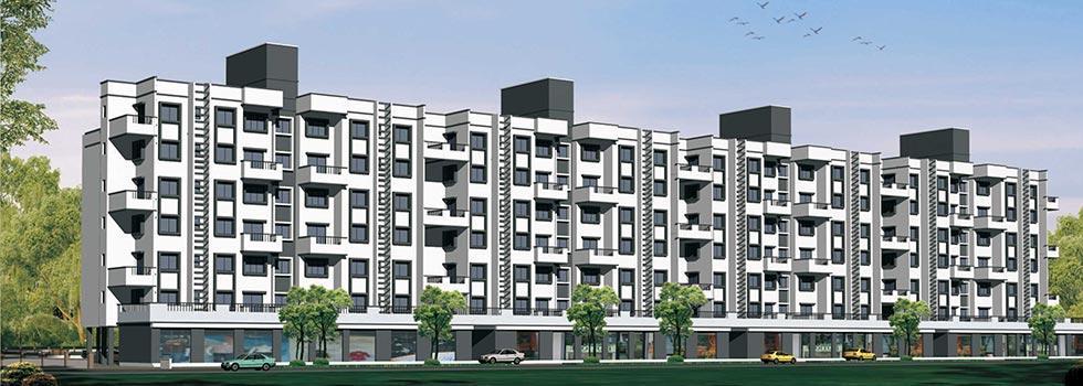 Vardhaman Township, Pune - Residential Apartments