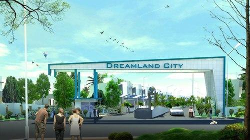 Dreamland City, Thane - Residential Township