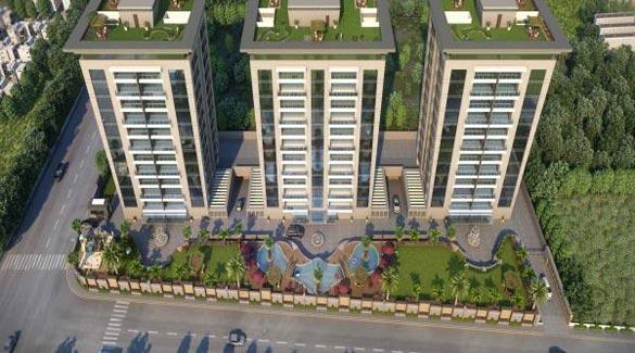 Synnove Palladium, Vadodara - Residential Apartments