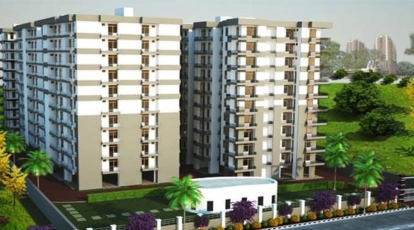 Bankey Bihari Sharnam, Ghaziabad - Residential Apartments