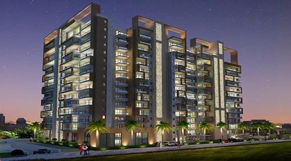 The Presidio, Faridabad - 3,4 BHK Flats