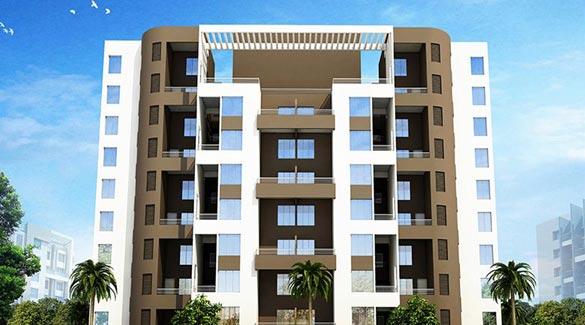 RK Residency, Pune - 2 BHK Flats