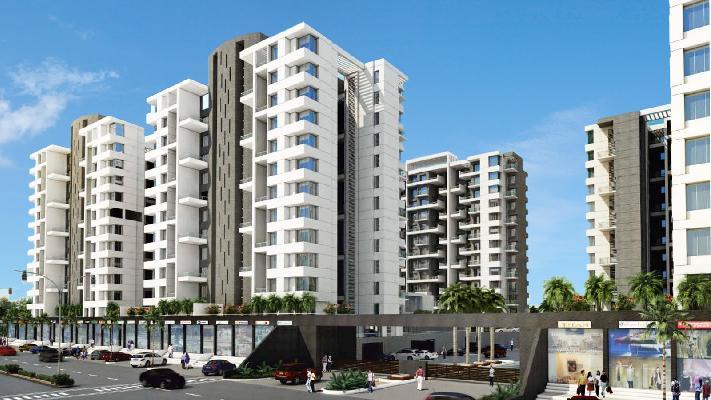 Azure, Pune - 2 BHK &  3 BHK Apartments