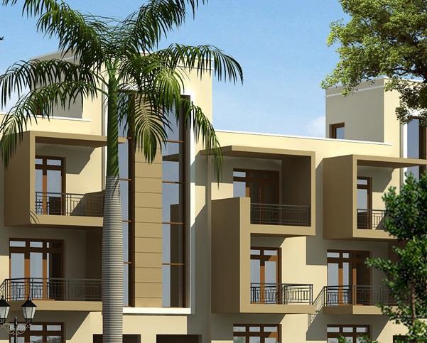 Omaxe Shubhangan, Jaipur - 2 BHK Apartments