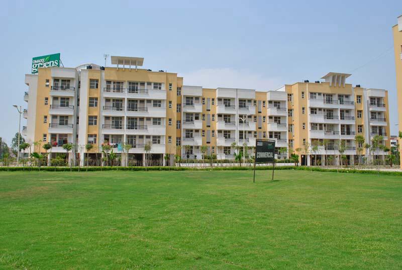 Omaxe Greens, Mohali - 2/3 Bedroom Apartments