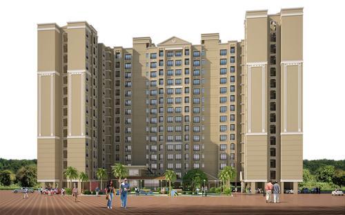 Shree Balai Shrustee, Thane - Luxurious Apartments