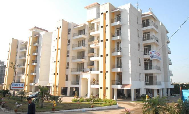 Omaxe Parkwoods, Solan - 1/2/3 Bedroom Apartments