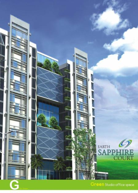 The Sapphire Court, Noida - Office Space