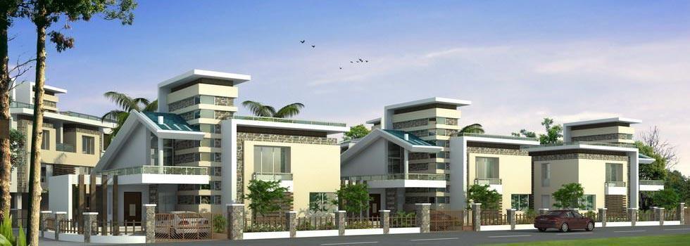 Mont Vert Valencia Bungalows, Pune - 1 BHK & 2 BHK Apartments