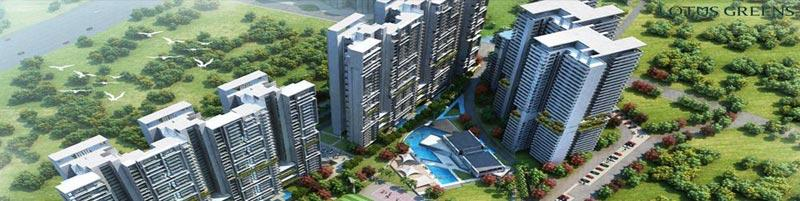 Tulip Sports City, Noida - 2 BHK, 3 BHK & 4 BHK Apartments
