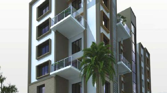 Pioneer Solitaire, Nagpur - 3 BHK Flats