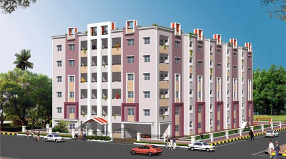 Prajapati Elite, Hyderabad - 1,2,3 BHK Flats