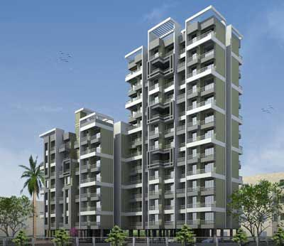 Kuber Samruddhi, Thane - 2 BHK Apartments