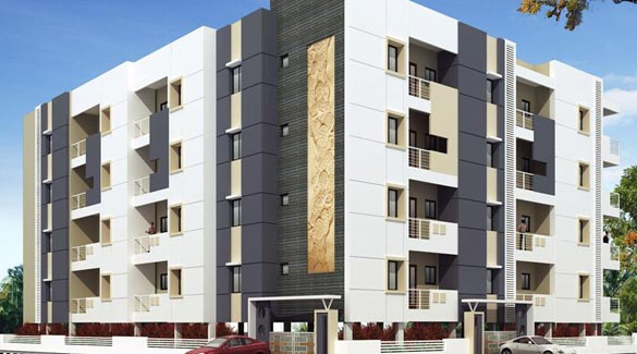 Kumari Elite, Bangalore - 2 BHK Apartments