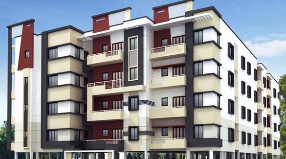 Kumari Lotus, Bangalore - 2 BHK, 3 BHK & 4 BHK Apartments