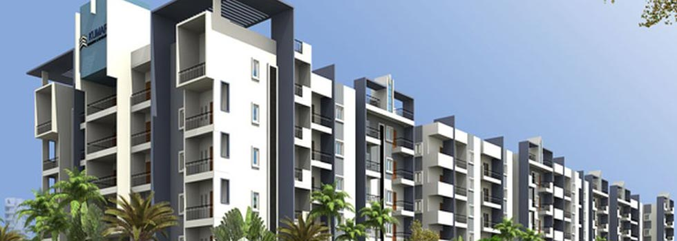 Kumari Woods And Winds, Bangalore - 2 BHK & 3 BHK Apartments