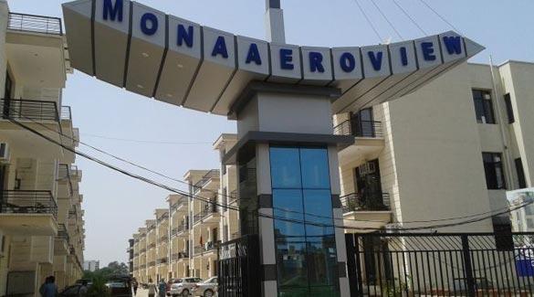 Mona Aeroview, Chandigarh - 3 BHK Flats